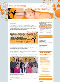 Praxis für Physiotherapie Augsburg