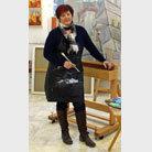 Frei Malen mit Naturfarben – Erdpigmenten