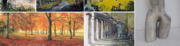 kunstwerke unserer Dozenten der Kunstakademie am Bodensee 1