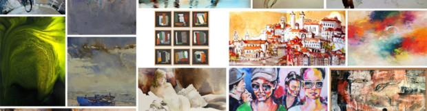 kunstwerke unserer Dozenten der Kunstakademie am Bodensee