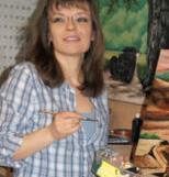Realistische Acrylmalerei – Augenblicke mit dem Pinsel