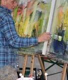 """Workshop: """"Mut zur Farbe"""" mit Peter Feichter"""