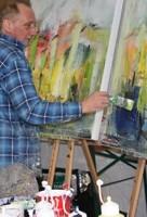 """Exklusiv - Workshop: """"Mut zur Farbe"""" mit Peter Feichter"""