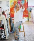 Frei-Räume  Abstrakte Malerei