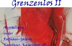 """Rathaus-Galerie Konstanz  """"Grenzenlos II"""""""
