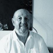 Dozent Heinz Büchele