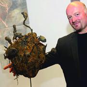 """Rostskulptur – Körper & Figuren"""