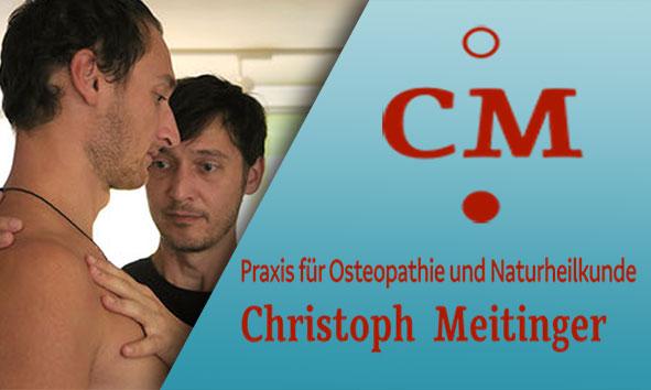 ostepathie / Heilpraktiker / Naturheilkunde Christoph Meitinger